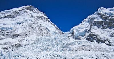 Khumbu Icefall 1