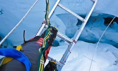 Khumbu Icefall Ladder