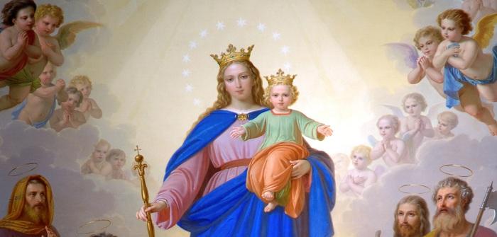 María, Auxilio de los Cristianos Consagración Australia Gaudium Press
