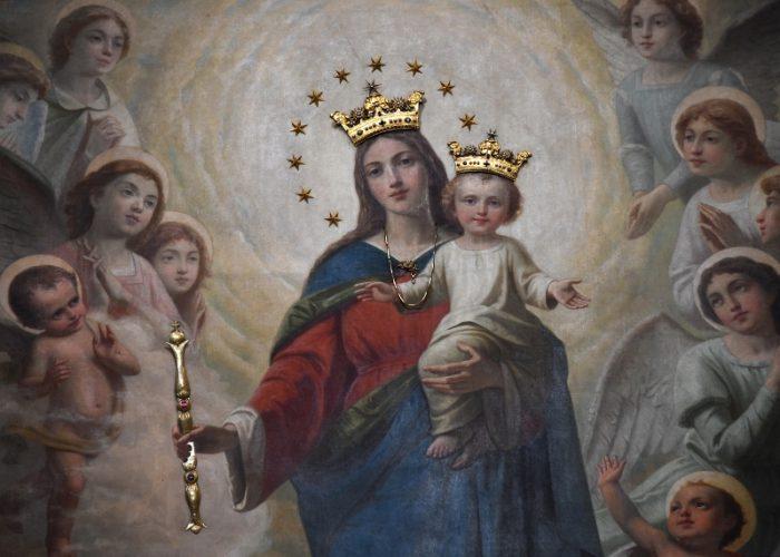 María Auxiliadora de Giuseppe Rollini por ANS
