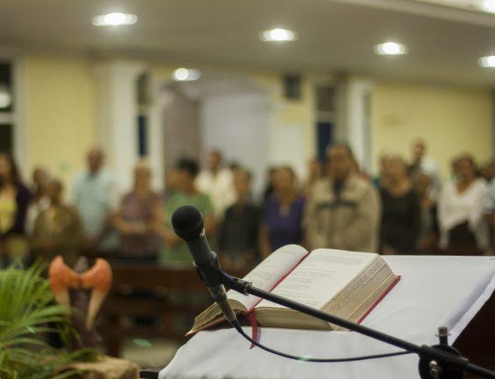 Retorno de misas - foto - Carlos Daniel Cathopic