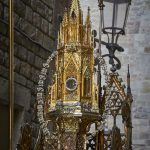 Custodia Procesional Barcelona Corpus Christi Gaudium Press