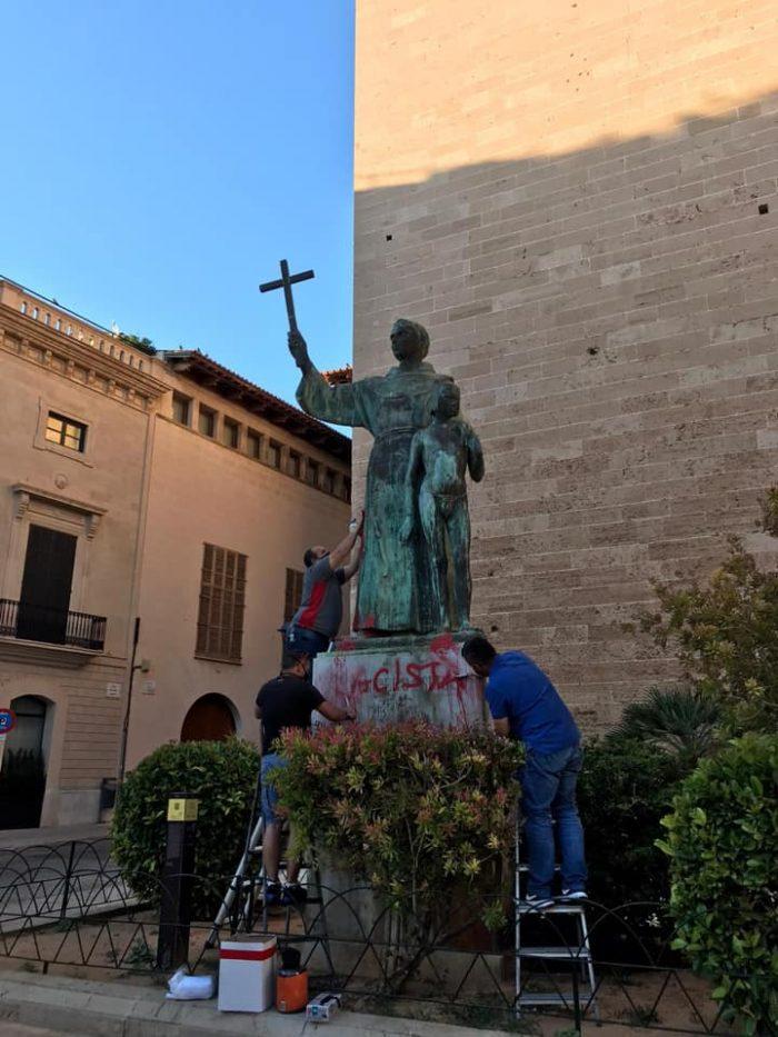 SAN JUNIPERO SERRA MALLORCA GAUDIUM PRESS