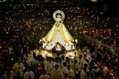 Virgen del Naval de Filipinas