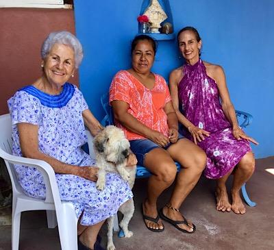 Azul Mujeres