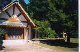 Alquiler temporario de cabaña en Villa ventana