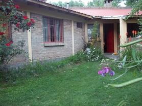 Alquiler temporario de casa en Tunuyan - manzano historico