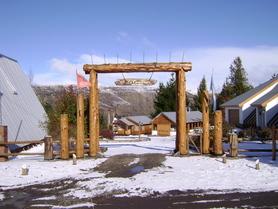 Alquiler temporario de cabaña en Esquel