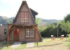 Alquiler temporario de cabaña en La capital