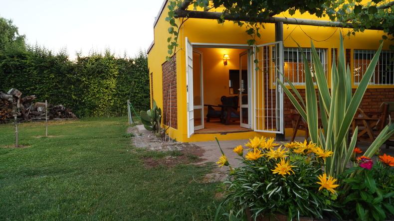 Alquiler temporario de casa en Colonia las rosas,tunuyan