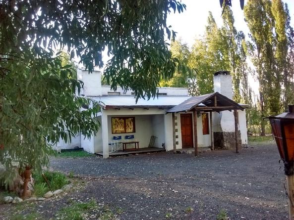 Alquiler temporario de casa en Malargüe