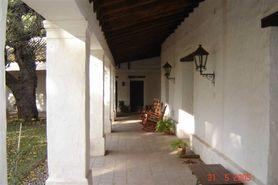 Alquiler temporario de casa quinta en Colonia caroya