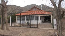 Alquiler temporario de casa en Tunuyan