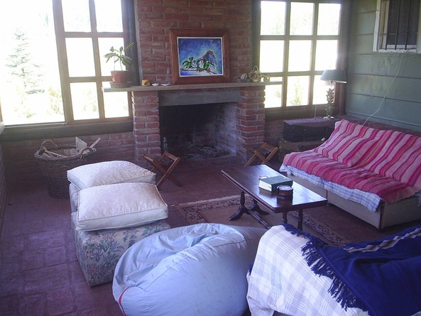 Alquiler temporario de casa quinta en Malargue