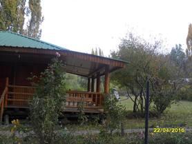 Alquiler temporario de cabaña en El salto