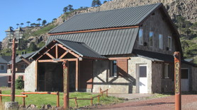 Alquiler temporario de cabaña en Caviahue