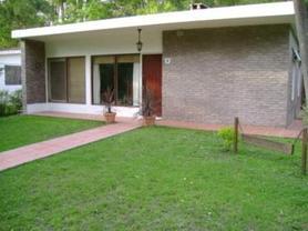 Alquiler temporario de casa en Balneario santa ana
