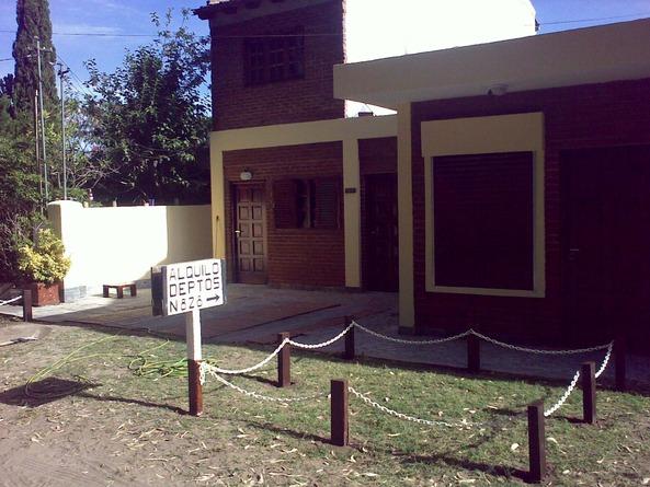 Alquiler temporario de departamento en San bernardo