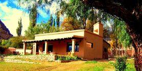 Alquiler temporario de casa en Tilcara(pcia de jujuy)