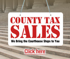 County Government Tax Sale Auctions