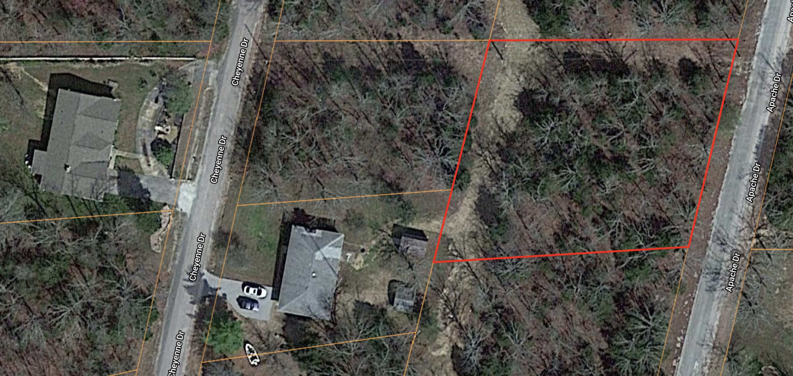 Land Auctions Starting at $1