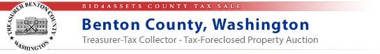 Benton County Tax Foreclosed Properties