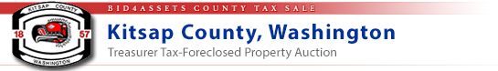 Kitsap County, WA Foreclosed Properties