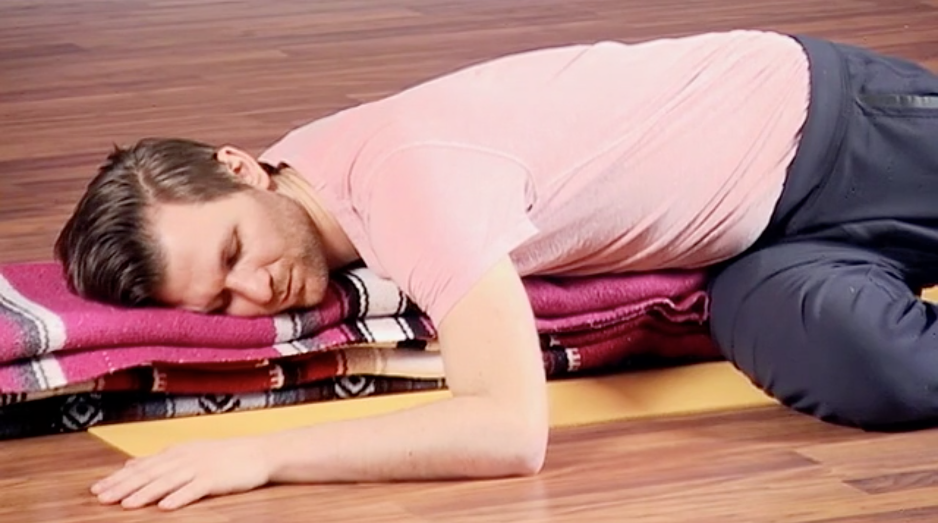 5 Restorative Poses for Deep Relaxation