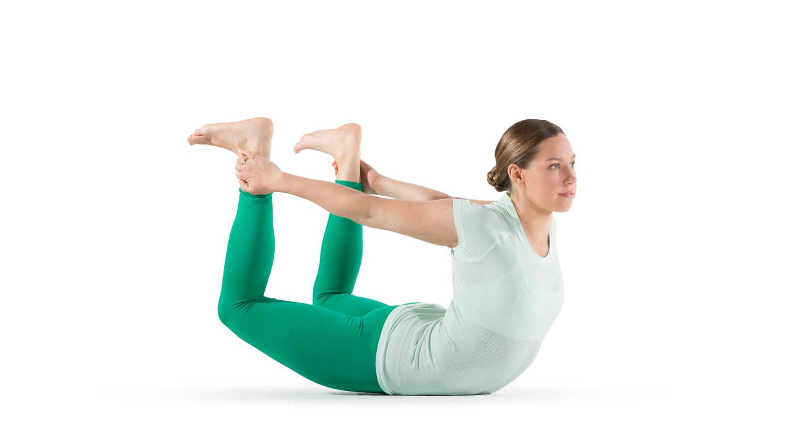 Bow Pose Yoga International