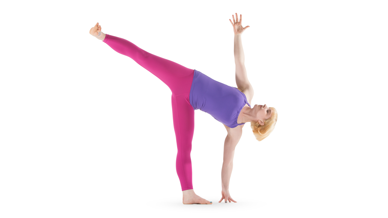 Half Moon Pose | Yoga International