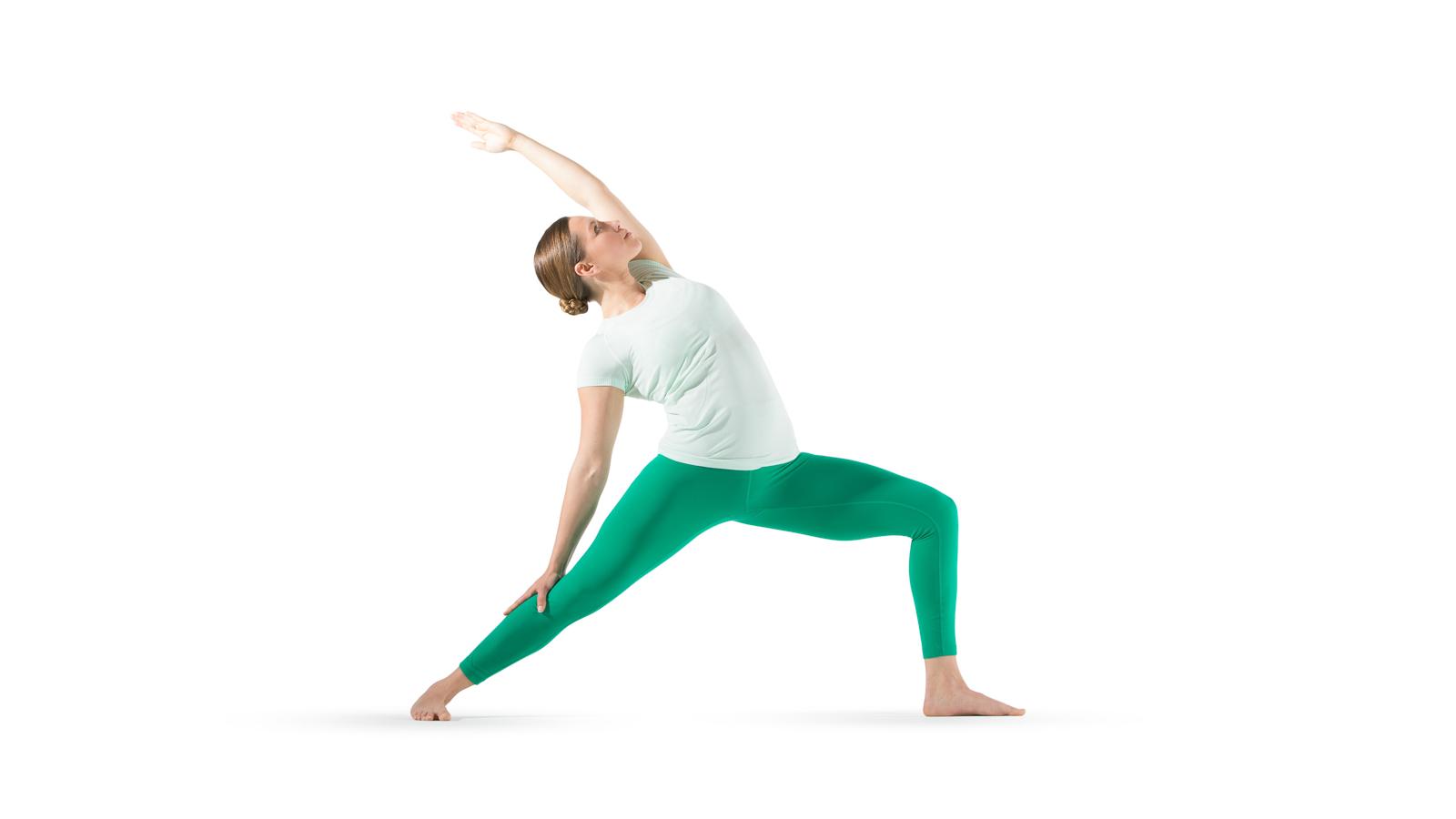 Reverse Warrior Pose | Yoga International  Reverse Warrior...