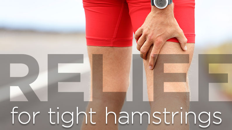 Relief for Tight Hamstrings | Yoga International