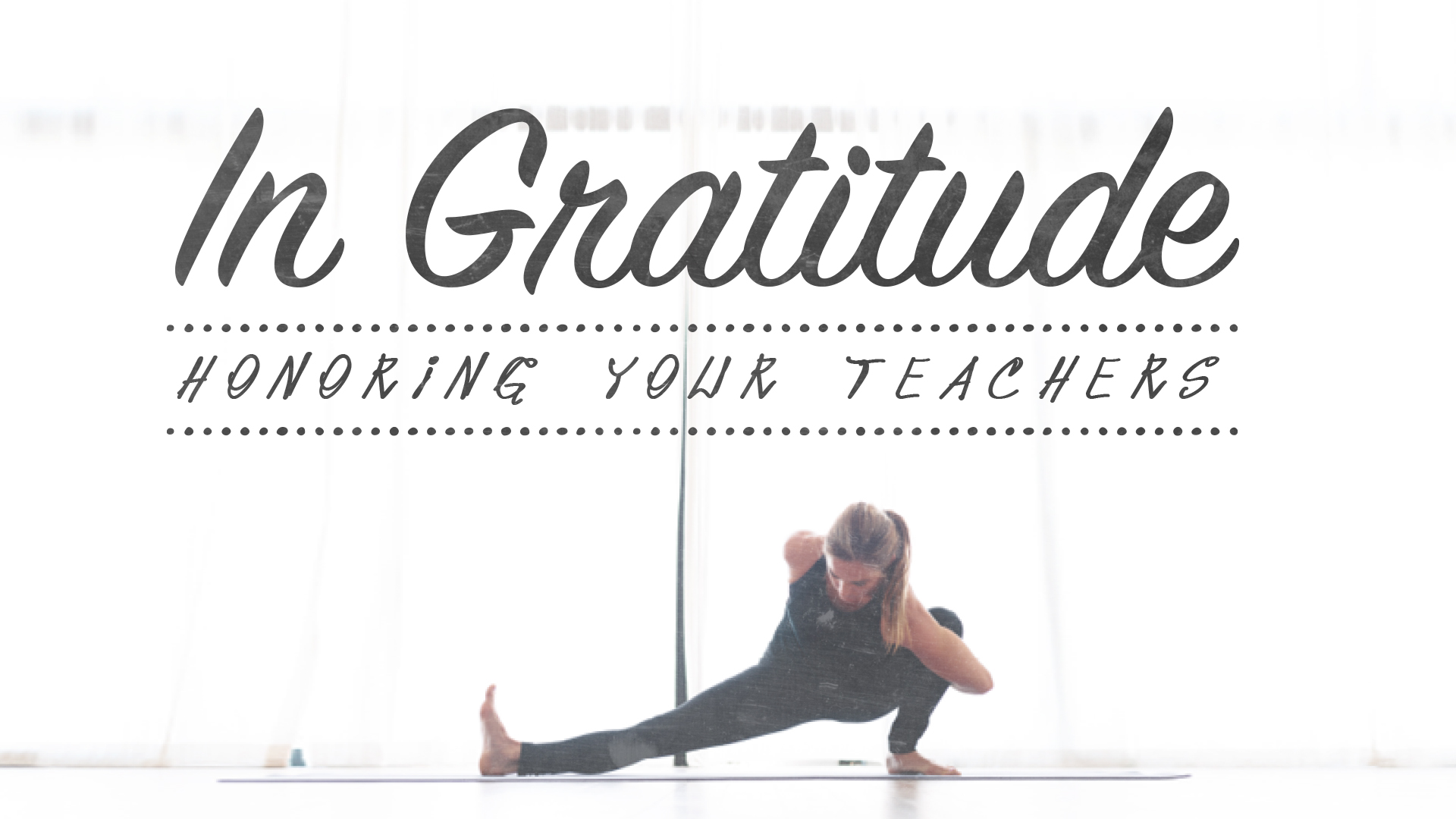 Sanskrit Of The Vedas Vs Modern Sanskrit: In Gratitude: Honoring Your Teachers
