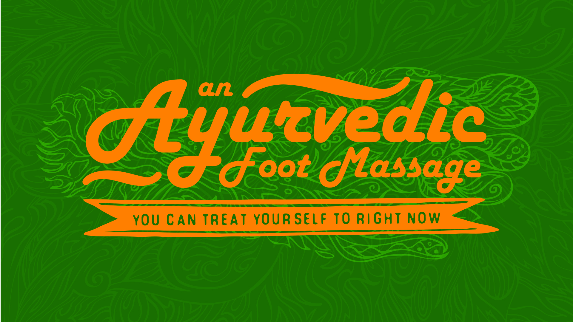 An Ayurvedic Foot Massage You Can Treat Yourself to Right Now