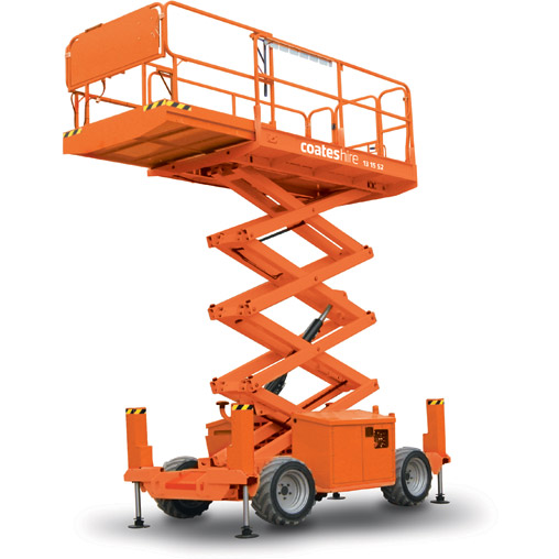 ElectricT Scissor Lifts For Sale