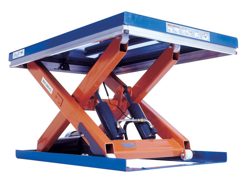 Electric Scissor Lift Parts