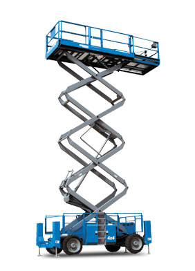 Electric Scissor Lift Rental Near Me