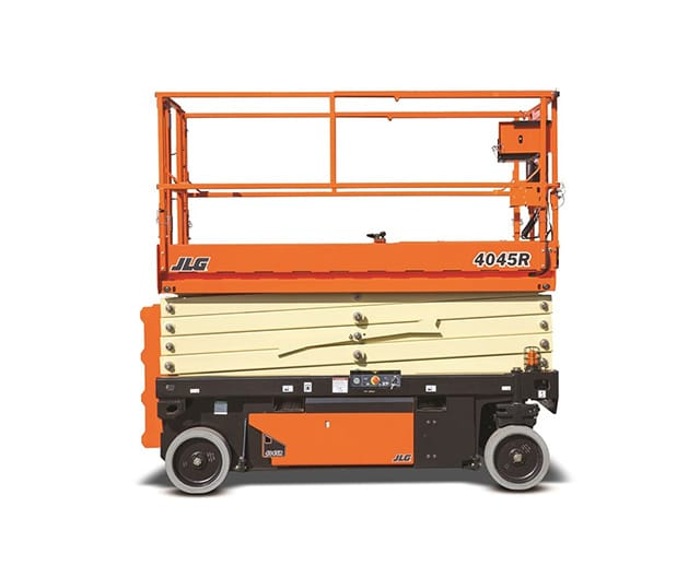 Electric Scissorlift Rentals