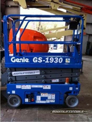 Articulated Boom Lift Rental