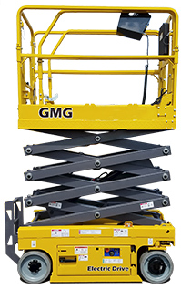 Articulated Boom Lift For Rent