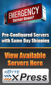 New xPress Servers