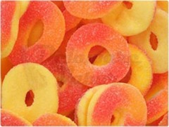 Gummy Peach Rings - 30mL