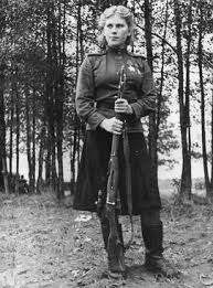 Military Myths & Legends: Russian Sniper Roza Shanina | Together We
