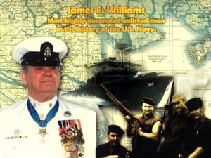 Profile In Courage The Most Decorated Enlisted Sailor In Navy