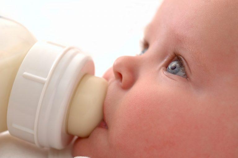 Saúde bucal para recém-nascido