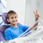 Plano odontológico para o seu filho