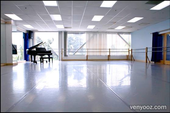 Anna Pavlova Studio At Dance Studio No 1 Los Angeles Ca