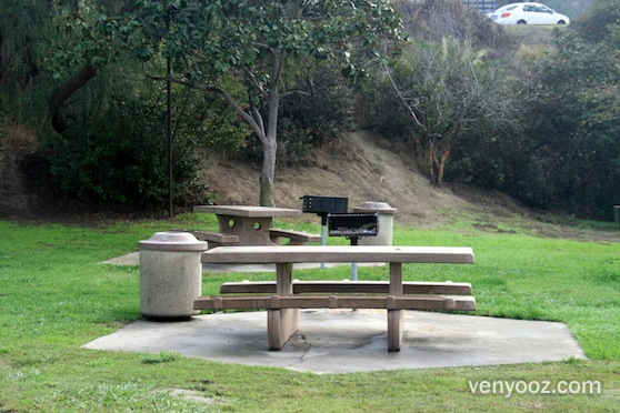 Bbq Pits Amp Picnic Tables At Culver City Park Culver City