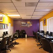 Computer Lab at Boys & Girls Club of Hollywood
