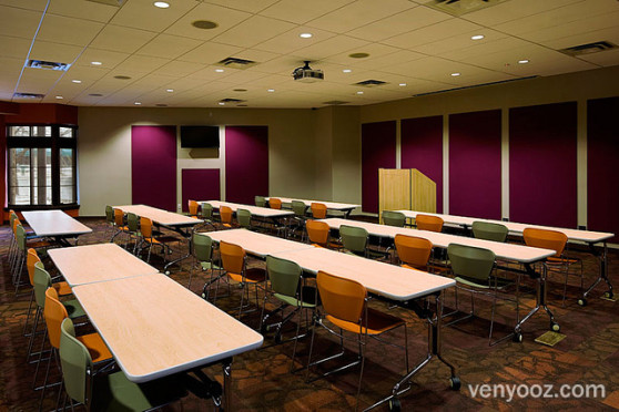 Conference Room At Bluford Branch Library Kansas City